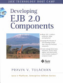 Developing EJB 2 0 Components