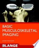 Basic Musculoskeletal Imaging Book PDF