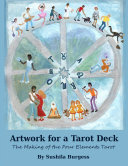 Artwork for a Tarot Deck