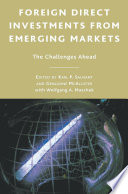 Foreign Direct Investments From Emerging Markets