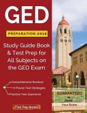 GED Preparation 2018 All Subjects