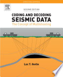 Coding and Decoding  Seismic Data