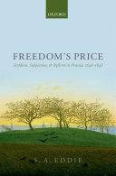Freedom s Price