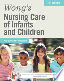 """Wong's Nursing Care of Infants and Children Binder Ready"" by Marilyn J. Hockenberry, David Wilson"