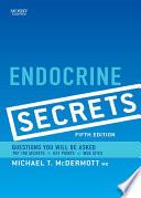Endocrine Secrets Book