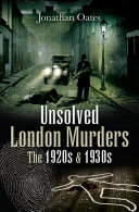 Pdf Unsolved London Murders Telecharger