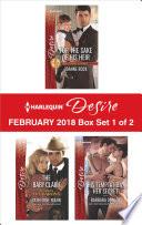 Harlequin Desire February 2018 Box Set 1 Of 2