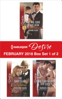 Harlequin Desire February 2018 - Box Set 1 of 2