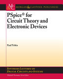Pdf PSpice for Circuit Theory and Electronic Devices Telecharger