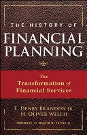 The History of Financial Planning Pdf/ePub eBook