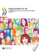 Opportunities for All A Framework for Policy Action on Inclusive Growth