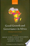 Good Growth and Governance in Africa Book