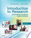 Introduction to Research - E-Book