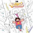 Steven Universe Adult Coloring Book