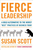 Fierce Leadership Pdf/ePub eBook
