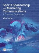 Sports Sponsorship and Marketing Communications Book