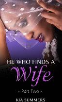 He Who Finds A Wife 2: Nylah's Story [Pdf/ePub] eBook