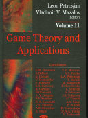 Game Theory and Applications