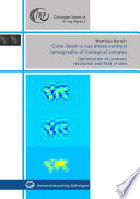Cone beam x ray phase contrast tomography of biological samples   Optimization of contrast  resolution and field of view
