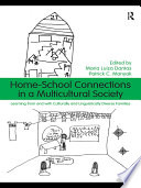 Home School Connections In A Multicultural Society Book