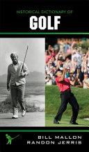 Historical Dictionary of Golf Pdf/ePub eBook
