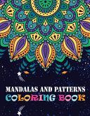 Mandalas And Patterns Coloring Book