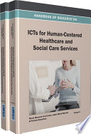 Handbook Of Research On Icts For Human Centered Healthcare And Social Care Services Book PDF
