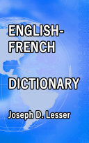 Pdf English / French Dictionary