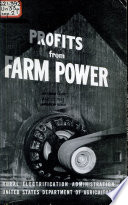 Profits from Farm Power