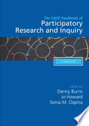 The Sage Handbook Of Participatory Research And Inquiry