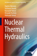 Nuclear Thermal Hydraulics Book PDF