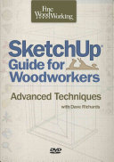 Sketchup Guide To Woodworkers