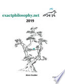 exactphilosophy net 2019 Book