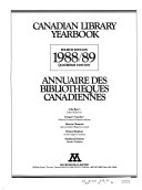 Canadian Library Handbook