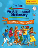 Books - Oxford First Bilingual Dictionary: Sesotho Sa Leboa & English | ISBN 9780195768039