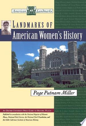 Download Landmarks of American Women's History Free Books - manybooks-pdf