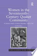Women in the Seventeenth Century Quaker Community