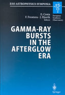 Gamma-Ray Bursts in the Afterglow Era ebook