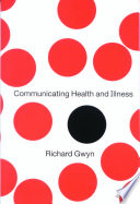 Communicating Health and Illness Book
