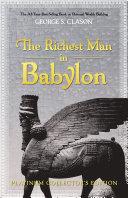 The Richest Man in Babylon Pdf/ePub eBook