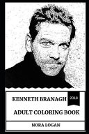 Kenneth Branagh Adult Coloring Book
