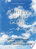 Achieve Your Goals Book