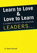Learn to Love & Love to Learn Pdf/ePub eBook