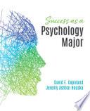 Success as a Psychology Major