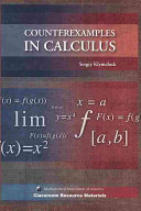 Counterexamples in Calculus
