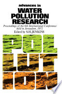 Advances In Water Pollution Research Book PDF