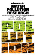 Advances in Water Pollution Research
