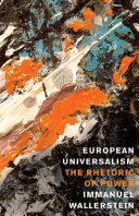 European universalism the rhetoric of power immanuel maurice european universalism the rhetoric of power fandeluxe Image collections