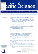 Pacific science ebook