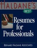 Haldane's Best Resumes for Professionals